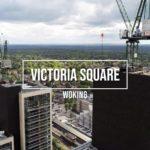 Woking's Victoria Place development reaches new milestones