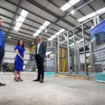 Production underway at new CoreHaus modular housebuilding factory