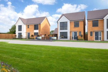First residents move into new homes at Weston-super-Mare development