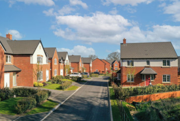 Final homes sold at Uttoxeter development where construction is coming to a close
