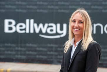 Female site manager is first in company history to win leading industry award