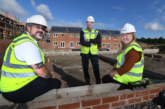 Solar PV Panels installed at affordable housing scheme in Telford