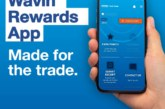 Wavin rewards trade with new app