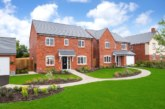 Nearly half of homes sold at Derbyshire development