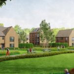 Plans approved for joint homes scheme at college site