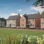 New housing development in Kettering opens for business