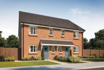 Two showhomes to open at new development in Cheadle