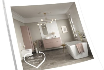 PJH launches 'Bathrooms to Love' collection